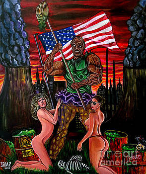The Toxic Avenger by Jose Mendez