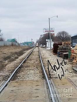 The Train by Amber Waltmann