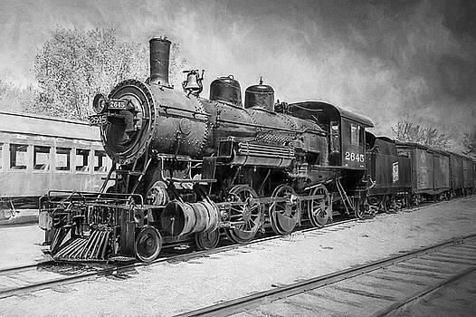 Susan Rissi Tregoning - The Train Yard 2