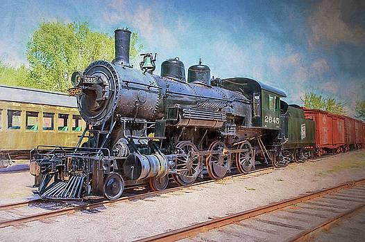 Susan Rissi Tregoning - The Train Yard