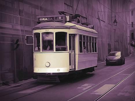 The Tram  by Daniel Arrhakis