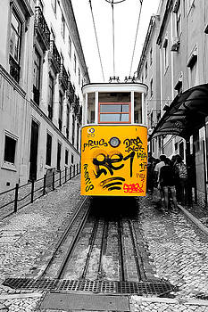 The Tram by Marwan Khoury