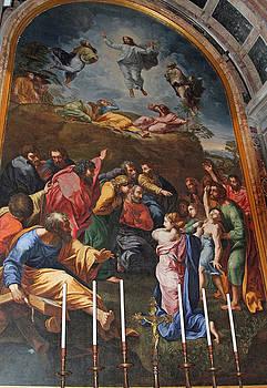 Allan Levin - The Transfiguration