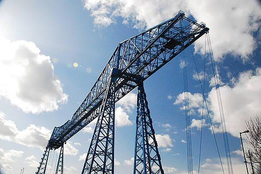 Doug Thwaites - The Transporter Bridge- Middlesbrough