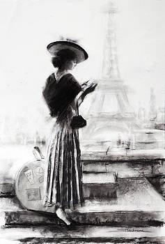 The Traveler by Steve Henderson