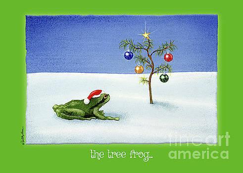 Will Bullas - the tree frog...