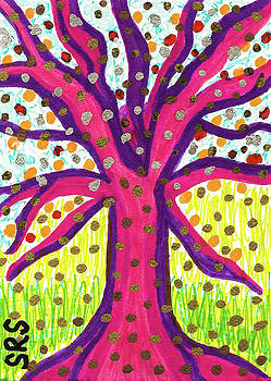The Tree Of Life by Susan Schanerman