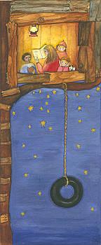 The Treehouse by Barbara Esposito