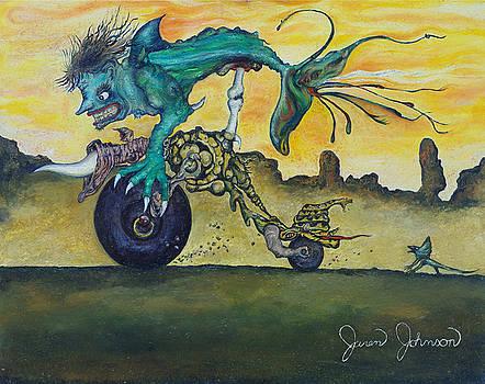 The Trike King by Jaren Johnson