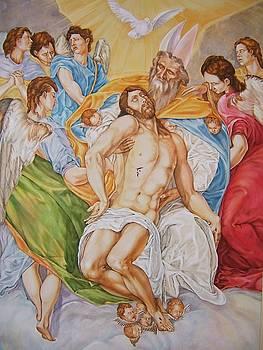 The Trinity by Nasko Dimov