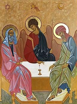 The Trinity of Unity by Joseph Malham