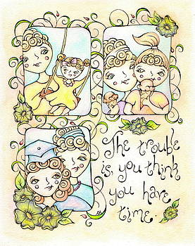 The Trouble Is by Adrienne Allen