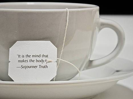 The Truth About Tea by Valerie Morrison