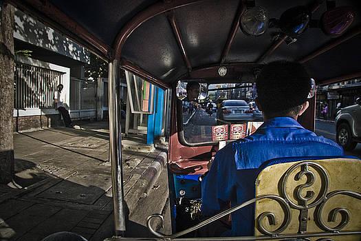 The Tuk Tuk Ride by Leo Bello