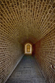 Paula Porterfield-Izzo - The Tunnels of Fort Clinch