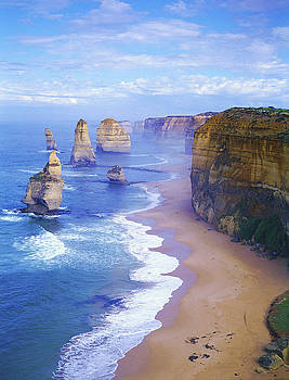 The Twelve Apostles by Patrick Jennings