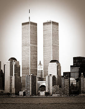 The Twin Towers by Frank Winters