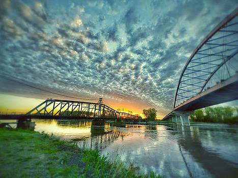 The Two Bridges by Dustin Soph