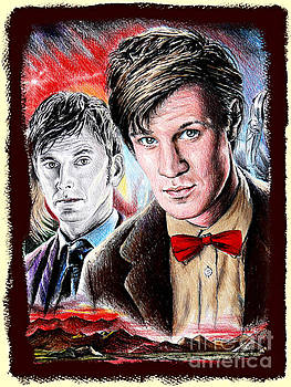 The Two Doctors by Andrew Read