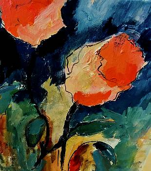 The Two Flowers by Carol Stanley