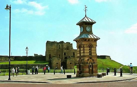 Cynthia Nunn - The Tynemouth Clock Tower