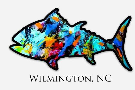 The Ugly Fish NC by Barry Knauff