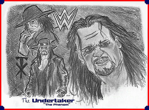 The Undertaker by Chris  DelVecchio