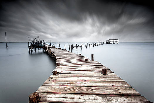 The unknown by Jorge Maia