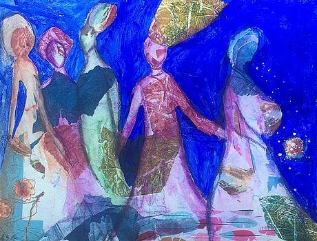 The Unplanned Sisterhood by Leanne Schuetz
