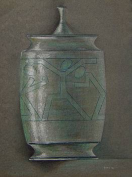 The Urn by Ron Sylvia