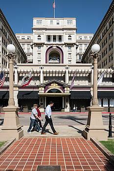 Robert VanDerWal - The US Grant Hotel