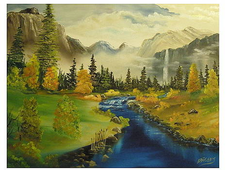 The Valley by Ron Sargent