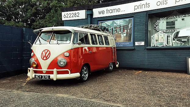 The van by Pedro Fernandez