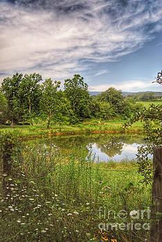The View Along Deerfield Trail by Kerri Farley