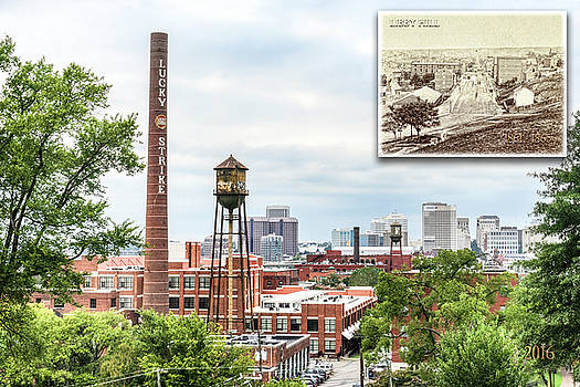 Sharon Popek - The View from Libby Hill