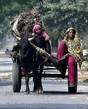 Bliss Of Art - The Village Women