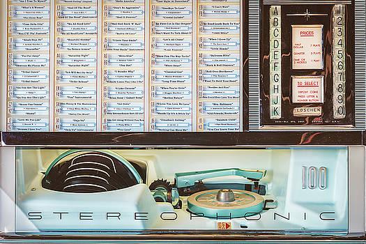 The Vintage Jukebox by Martin Bergsma