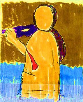 The Violinist by Joe Scoppa