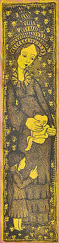 The Virgin Birth of Lucifer by Bert Menco