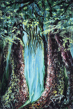The Virgin Forest by Ramona Martin