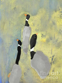 Sharon Williams Eng - The Waddles Head Home