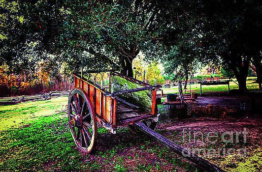 The Wagon by JB Thomas