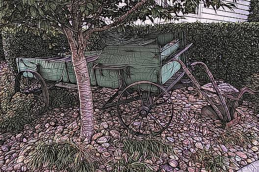 The Wagon by Larry Bishop