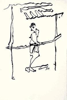 The Wait by Daniel David Talegaonkar