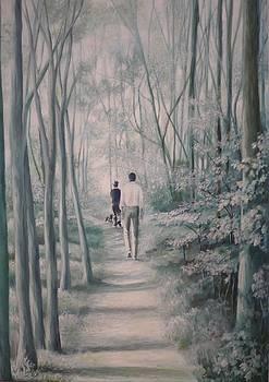 The Walk by Caroline Philp