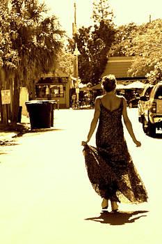 The walk  by Eagle Finegan