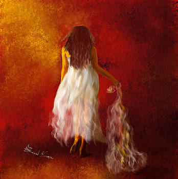 Sannel Larson - The Walk