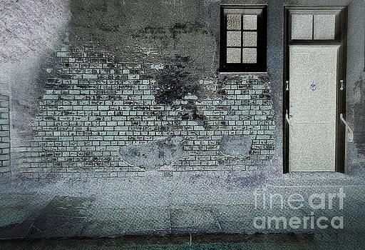 The Wall by Douglas Stucky