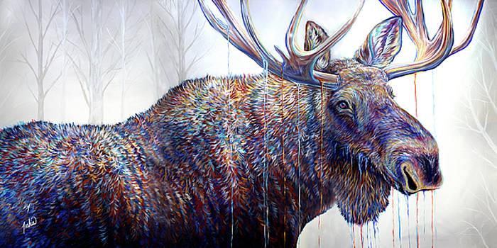 Teshia Art - The Wanderer