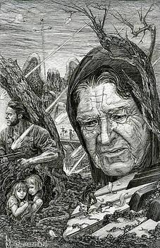 The War by Irina Sumanenkova